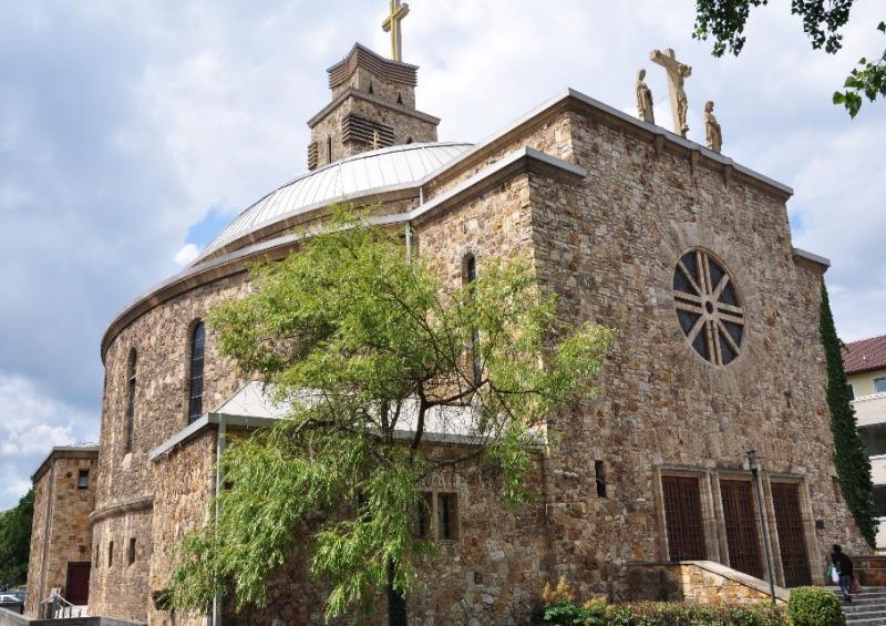 الكنيسة الكلدانية في بفورتسهايم