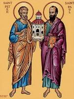 كنيسة القديس بطرس و بولس